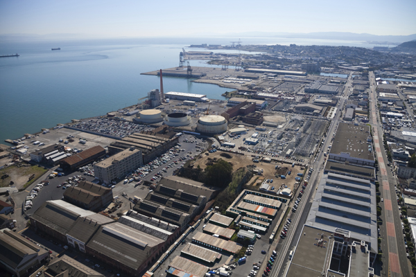 Pier 70 Master Plan and Developer Selection/Negotiations